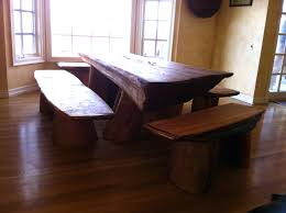 Rustic Oak Bench Rustic Oak Dining Table With Benches Rustic Dining Table Seats 10