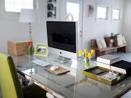 Home Office Desk Organization 5 Tips For Home Office Organization Hgtv