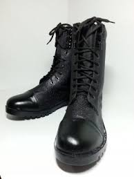 buy boots cheap india buy army high ankle black boots best prices in