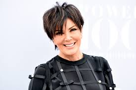 kris jenner hair colour kris jenner dyes hair platinum blonde copies kim kardashian