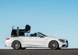 convertible mercedes mercedes benz s class convertible cruises into sa cars co za