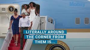 Obama Necker Island Barack Obama On Vacation Timeline Time Com