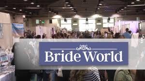 los angeles convention center bridal show