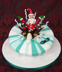 christmas cake decoration ideas nice home design best and