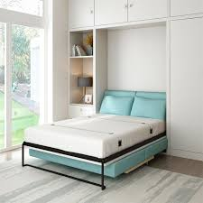 Folding Bed Wall Usd 312 05 Green Rhyme Of The Butterfly Wall Bed Pull Bed