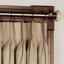Curtains With Thermal Backing Crosby Pinch Pleat Thermal Room Darkening Window Treatments