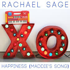 maddie s rachael sage new single happiness maddie s song out now