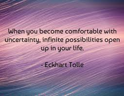 Comfortable With Uncertainty Comfort Zone Quotes 77 Images To Make You Take Action