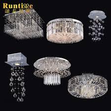 Chandelier For Home Modern K9 Crystal Chandeliers For Home Decorative Lighting Hanging