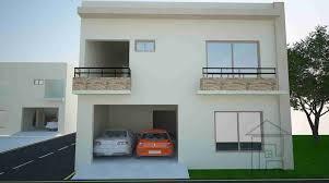 home design 6 marla single storey house design gharplans pk