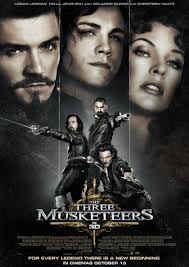 musketeers french poster movieweb