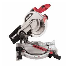 skil 10 inch table saw shop skil 10 compound miter saw at lowes com