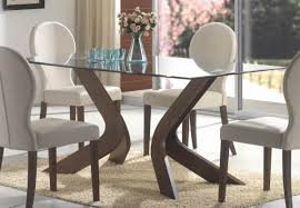 Coaster Dining Room Sets Coaster San Vicente Rectangular Glass Dining Set Sanvicentedinset
