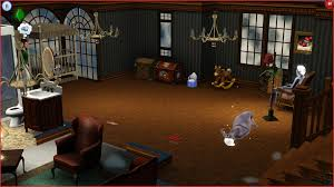 Rocking Chair Ghost Pop Up It U0027s Just Not Fair A K A The Crumplebottom Saga U2014 The Sims