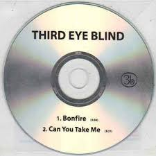 Third Eye Blind Cds Third Eye Blind Bonfire Can You Take Me Cdr At Discogs