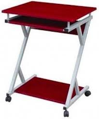 Rolling Table Desk Rolling Tv Tray Foter