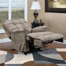 med lift 5555p petite full lay out power lift chair sleeper