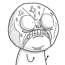 Meme Angry Face - titleless face of rage reaction images know your meme