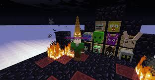 Mine Craft Halloween by Ichun Hats Hats Millinery V1 6 Happy Halloween Minecraft