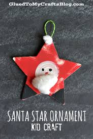 Easy Diy Christmas Ornaments For Kids 10 Easy Diy Santa Crafts To Get Your Home Ready For Christmas