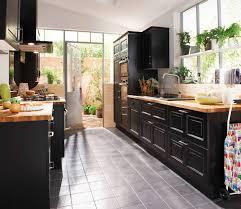 modele cuisine lapeyre cuisine authentique modèle bistro noir vieilli http lapeyre