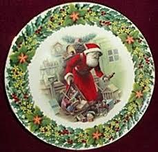 christmas plates royal albert collector plates christmas plates