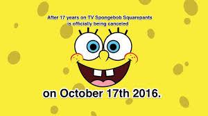 has spongebob squarepants been cancelled