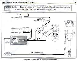 msd 6al ignition wiring diagram ford wiring diagrams for diy car