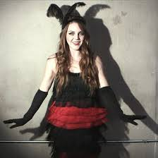 how to make a flapper halloween costume popsugar fashion