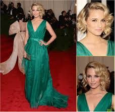 fashion tips of gaby diana agron celebrity hairstyles and