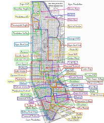 Park City Utah Map Map Of New York Neighborhoods With Streets New York Map