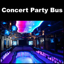 fan van party bus concert party bus from dj limousines anywhere in michigan
