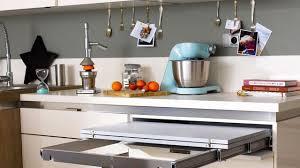 cuisine pratique et facile plan de travail évier mitigeur côté maison
