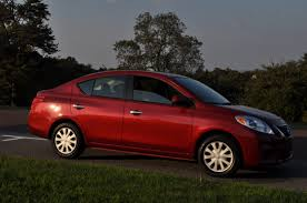 red nissan 2012 quick drive 2012 nissan versa sedan hooniverse