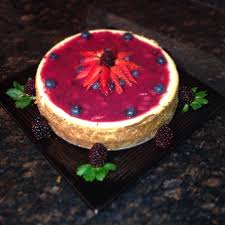 Cheesecake Decoration Fruit 3 Answers What Are The Best Ways To Decorate A New York Style