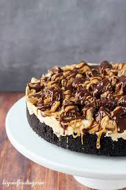 ultimate bake reese u0027s peanut butter cup cheesecake