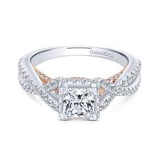 cut engagement ring princess cut engagement rings princess cut rings gabriel