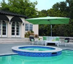 outdoor square cantilever patio umbrella patio umbrella big