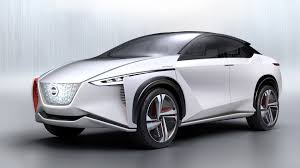 renault suv concept nissan imx concept electric suv debuts at tokyo motor show