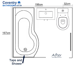 coventry bathrooms the new bathroom floor plan with shower bath