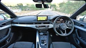 audi 2017 audi s5 sportback 2017 std interior car photos overdrive