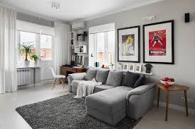 Sectional Sofa Living Room Ideas How To Dress Up A Sectional Sofa Grey Corner Sofa Living Room