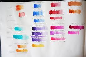 qor watercolors review u2014 susaleena