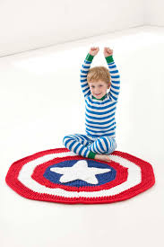 Superhero Rug How To Crochet Super Hero Blanket Video 2 Youtube