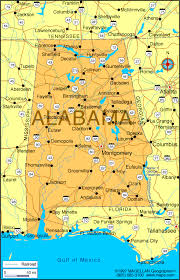 Alabama travel the world images Alabama atlas maps and online resources u s gif