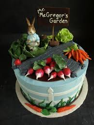 mr mcgregor s garden rabbit 15 beautiful beatrix potter inspired cakes and bakes