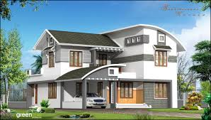nice looking 2 elevation kerala style houses 7 beautiful style