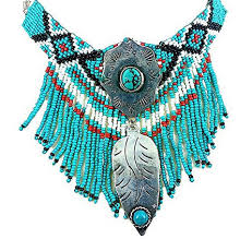 indian beaded necklace images Vintage native american necklaces rawhide gifts and gallery jpg