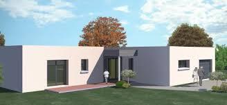 plan maison contemporaine plain pied 3 chambres construction 86 fr plan maison contemporaine plain pied de type 4
