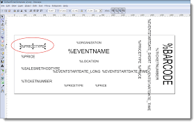 ticket template custom ticket templates